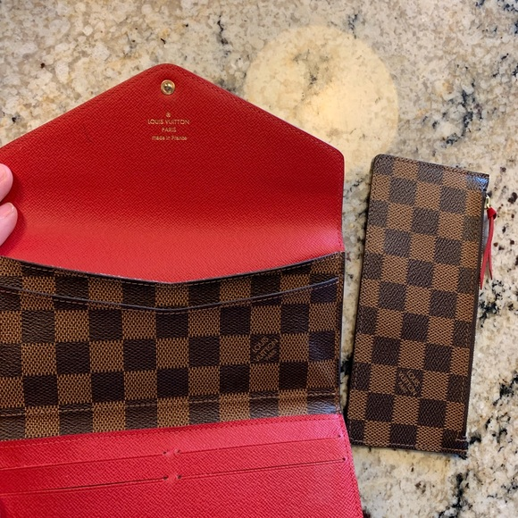 3174809973ab Louis Vuitton Handbags - Louis Vuitton Josephine Wallet DE